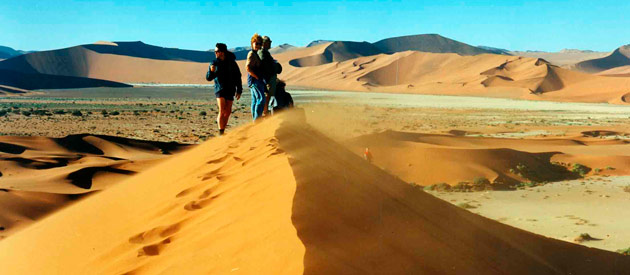 Self Drive Namibia Safaris
