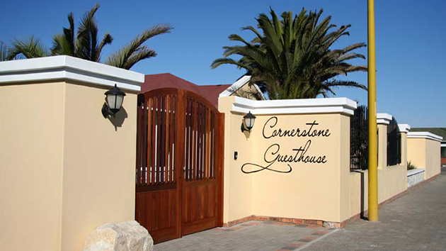 cornerstone guesthouse, bed and breakfast, accommodation, bnb, b&b, dstv, wi-fi, swakopmund, namibia, luxury accommodation, best accommodation