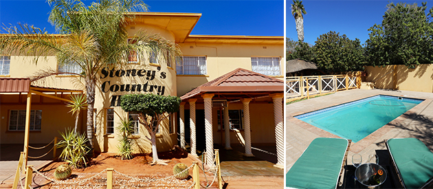 STONEY'S COUNTRY HOTEL