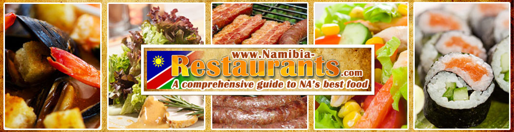 Namibia - Restaurants